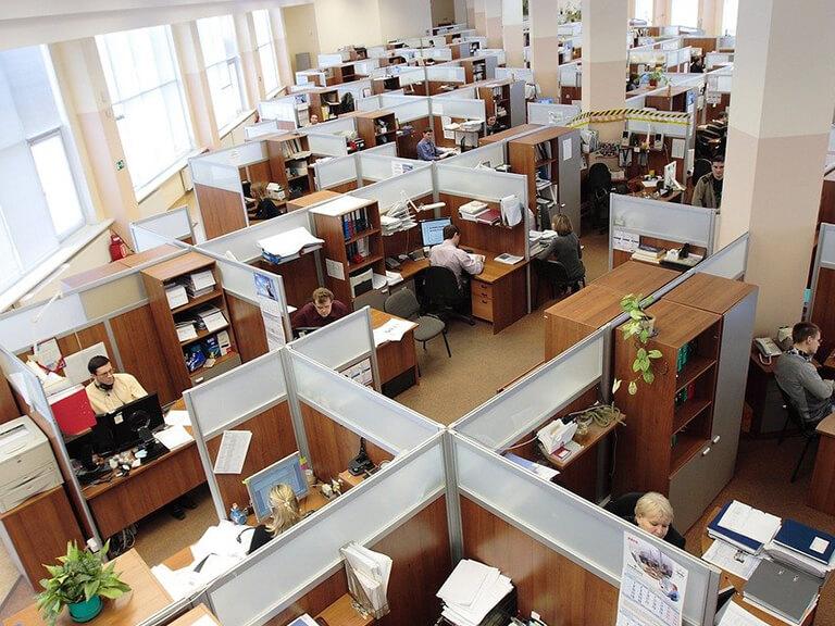 upratovanie Banská Bystrica- ozónové čistenie kancelárií